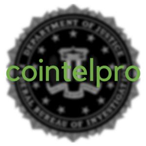 History of FBI COINTELPRO