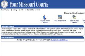 How to Use Greene County Casenet